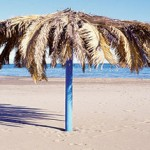 Strand in Andalusien