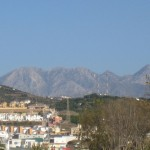 Andalusien im Dezember 2