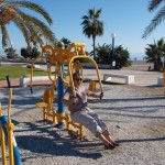 Fitness in Andalusien 3